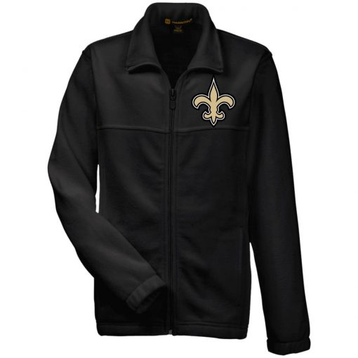 Private: Orleans Saints Youth Fleece Full Zip