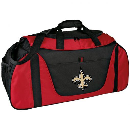 Private: Orleans Saints Medium Color Block Gear Bag