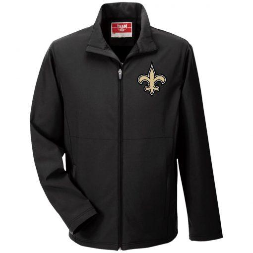 Private: Orleans Saints Men's Soft Shell Jacket