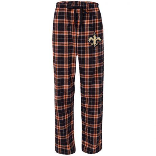Private: Orleans Saints Unisex Flannel Pants