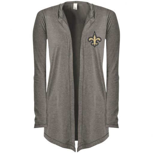 Private: Orleans Saints Women's Hooded Cardigan
