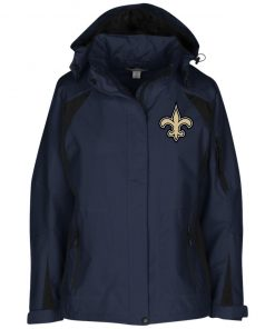 Private: Orleans Saints Ladies' Embroidered Jacket