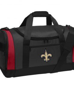 Private: Orleans Saints Travel Sports Duffel