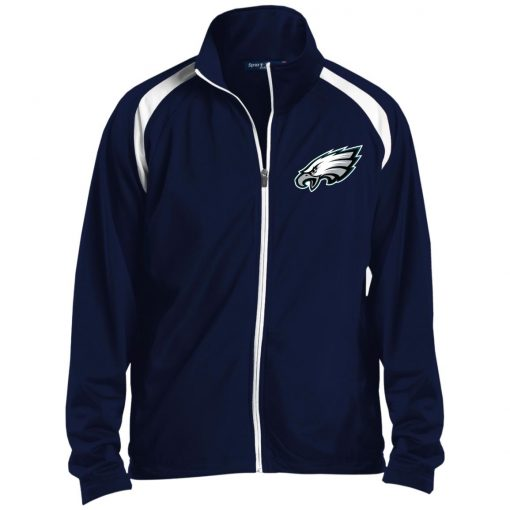 Private: Philadelphia Eagles Men's Raglan Sleeve Warmup Jacket