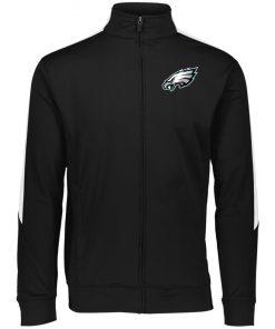 Private: Philadelphia Eagles Performance Colorblock Full Zip