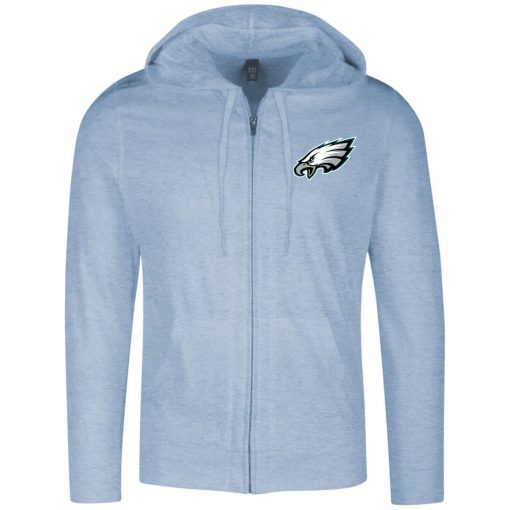 Private: Philadelphia Eagles Lightweight Full Zip Hoodie