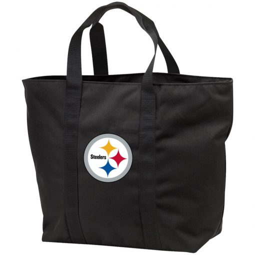 Private: Pittsburgh Steelers All Purpose Tote Bag