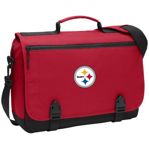 Private: Pittsburgh Steelers Messenger Briefcase