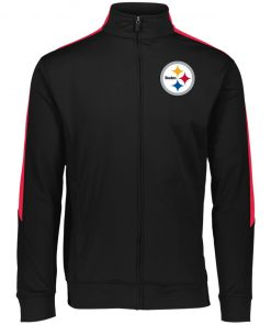 Private: Pittsburgh Steelers Performance Colorblock Full Zip