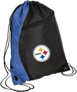 Private: Pittsburgh Steelers Colorblock Cinch Pack