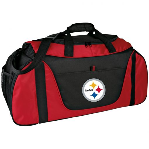 Private: Pittsburgh Steelers Medium Color Block Gear Bag