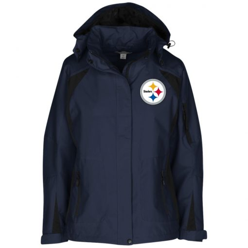 Private: Pittsburgh Steelers Ladies' Embroidered Jacket
