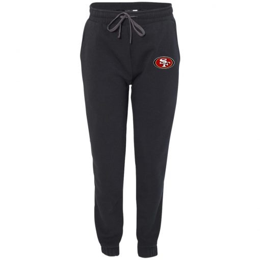 Private: San Francisco 49ers Adult Fleece Joggers