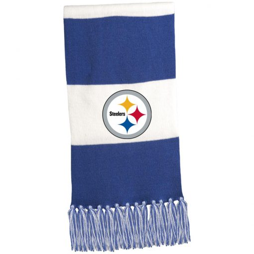 Private: Pittsburgh Steelers Fringed Scarf