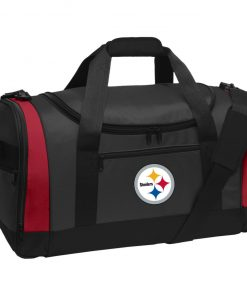 Private: Pittsburgh Steelers Travel Sports Duffel
