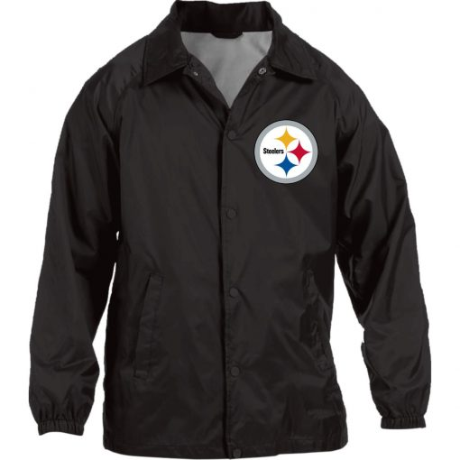 Private: Pittsburgh Steelers Nylon Staff Jacket