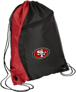 Private: San Francisco 49ers Colorblock Cinch Pack