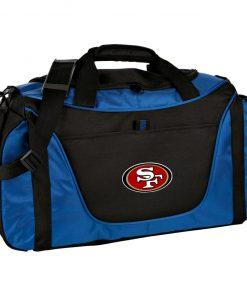 Private: San Francisco 49ers Medium Color Block Gear Bag