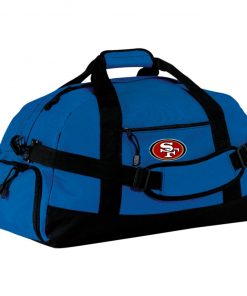 Private: San Francisco 49ers Basic Large-Sized Duffel Bag