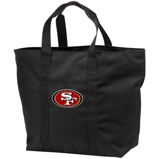 Private: San Francisco 49ers All Purpose Tote Bag