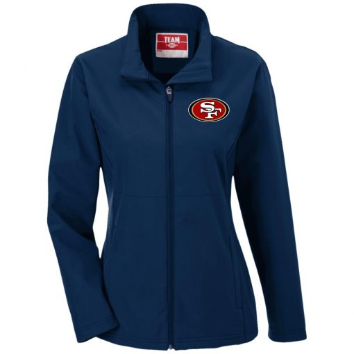 Private: San Francisco 49ers Ladies' Soft Shell Jacket