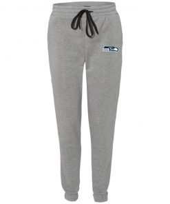 Private: Seattle Seahawks NFL Pro Line Gray Victory Adult Fleece Joggers