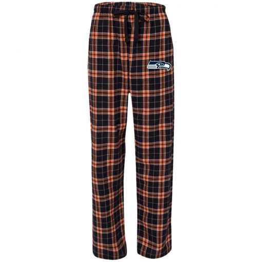 Private: Seattle Seahawks NFL Pro Line Gray Victory Unisex Flannel Pants