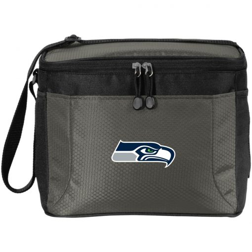 Private: Seattle Seahawks NFL Pro Line Gray Victory 12-Pack Cooler