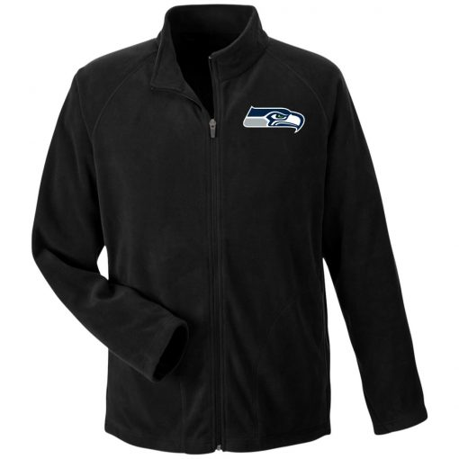 Private: Seattle Seahawks NFL Pro Line Gray Victory Microfleece