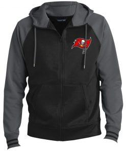 Private: Tampa Bay Buccaneers Men's Sport-Wick® Full-Zip Hooded Jacket