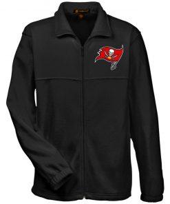Private: Tampa Bay Buccaneers Fleece Full-Zip