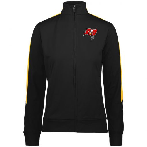 Private: Tampa Bay Buccaneers Ladies' Performance Colorblock Full Zip