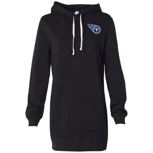 Private: Tennessee Titans Women's Hooded Pullover Dress