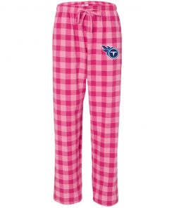 Private: Tennessee Titans Unisex Flannel Pants