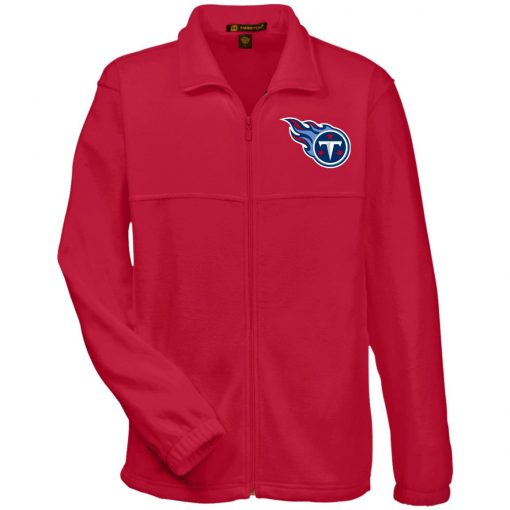 Private: Tennessee Titans Fleece Full-Zip