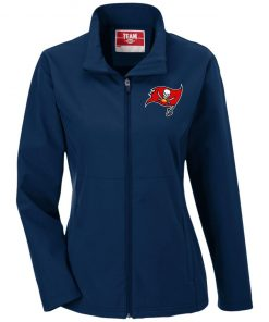 Private: Tampa Bay Buccaneers Ladies' Soft Shell Jacket