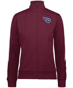 Private: Tennessee Titans Ladies' Performance Colorblock Full Zip