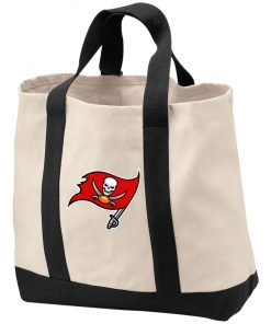 Private: Tampa Bay Buccaneers 2-Tone Shopping Tote