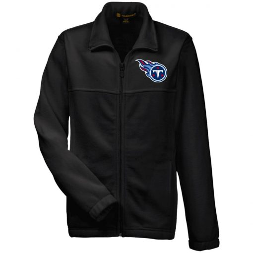 Private: Tennessee Titans Youth Fleece Full Zip