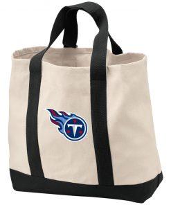 Private: Tennessee Titans 2-Tone Shopping Tote
