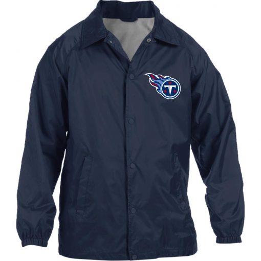 Private: Tennessee Titans Nylon Staff Jacket