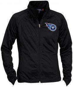 Private: Tennessee Titans Ladies' Raglan Sleeve Warmup Jacket