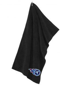 Private: Tennessee Titans Microfiber Golf Towel