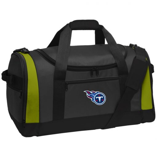 Private: Tennessee Titans Travel Sports Duffel