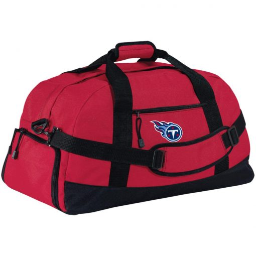 Private: Tennessee Titans Basic Large-Sized Duffel Bag