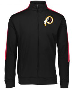 Private: Washington Redskins Performance Colorblock Full Zip
