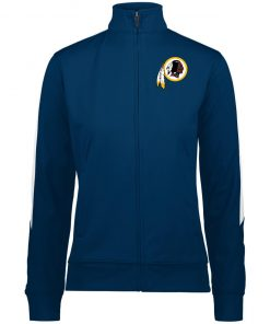 Private: Washington Redskins Ladies' Performance Colorblock Full Zip