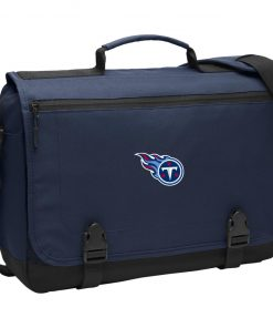 Private: Tennessee Titans Messenger Briefcase