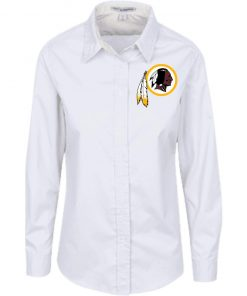 Private: Washington Redskins Ladies' LS Blouse