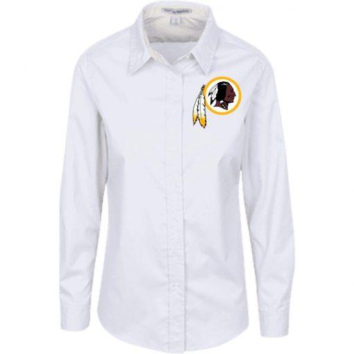Private: Washington Redskins Ladies' LS Blouse